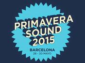 desvela cartel Primavera Sound 2015
