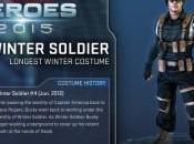 Revelado Soldado Invierno para Marvel Heroes 2015