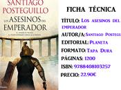Reseña: asesinos emperador, Santiago Posteguillo