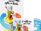 """sale venta insólito viaje gota lluvia"""", nuevo libro-CD María Villalón"""