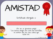 Certificados para Valentin