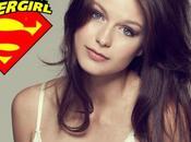 Melissa Benoist elegida para 'Supergirl' CBS.