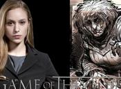 Jodhi Maggy Rana Quinta Temporada 'Game Thrones'