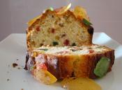 Plum cake pasas frutas confitadas