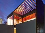 Casa pérgola, diseño contemporáneo Tokio