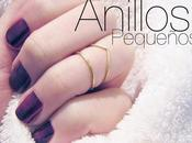 TENDENCIA: Little Rings manos!