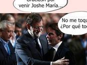 Rajoy, problema eres Aznar Presidente