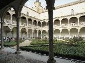 hospital inauguraba nueva siglo XVI: Hospital Santa Cruz Toledo