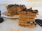 Tortitas galletas OREO crema dulce leche