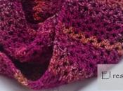Cuello infinito crochet