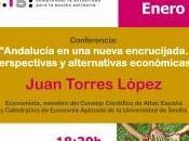 Conferencia Cádiz sobre situación económica Andalucía