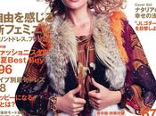Natalia Vodianova viste Hippie Gucci para Vogue Japón