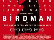 Birdman (Alejandro González Iñárritu) 2014