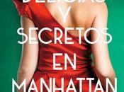 Reseña novela romántica/histórica: delicias secretos manhattan