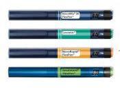 Tipos insulina: rápidas, lentas mixtas