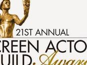 Premios Sindicato Actores (SAG) Ganadores