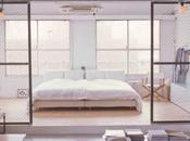 Loft diseño Tokio, vacaciones Japón