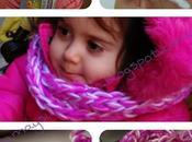 #Retomes Enero: Bufanda (con manos)