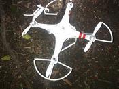 Drone aterriza Casa Blanca, amenaza