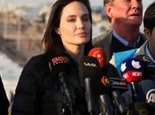 Angelina Jolie viaja Irak razones humanitarias