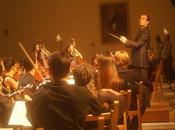 Formación sinfónica cubana actúa Universidad Austria