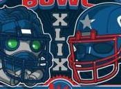 Camiseta benéfica Chris Evans Pratt motivo Super Bowl XLIX