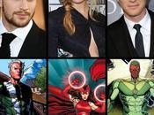 Quien quien, universo Marvel cinematográfico