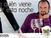 """Enrique Falcó """"Adivina quien viene cenar esta noche"""" Canal Extremadura Radio"""