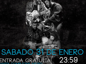 """Bauer concierto presentando """"azul electrico"""" sabado enero sala malabar"""" (oliva) 23:59 horas entrada libre hasta completar aforo"""