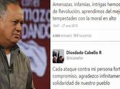 Diosdado Cabello, principios para hacer verdadera mentira