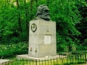 lápida Karl Marx