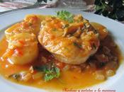 Merluza patatas marinera