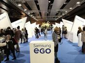 Showroom Samsung EGO, vuelve explosión moda tecnología MBFWM