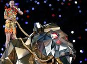 Katy Perry actúa Halftime Super Bowl
