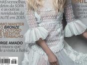 Natasha Poly posa para Vogue Brazil