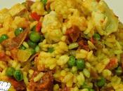 Receta arroz Riojana