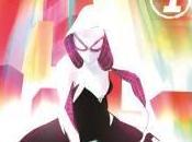 Ella vuelto. Primer vistazo Spider-Gwen