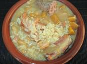 Arroz fresols naps (arroz alubias nabo)