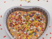 Cookie gigante lacasitos{San Valentín}