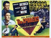 CICLO WESTERN Spoilers (Los Usurpadores) 1942