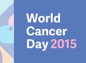 Mundial contra cáncer 2015: Estilos vida saludables nuestro alcance