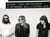 BAND SKULLS CONCIERTO: BARCELONA MADRID, FEBRERO, RESPECTIVAMENTE