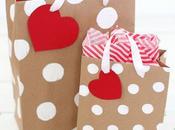 Ideas Valentín para envolver regalos