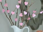 Ideas decorativas para Valentín