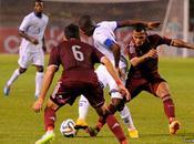 Vinotinto venció Honduras