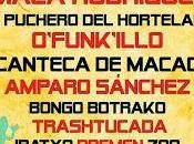 Rabolagartija Festival 2015: Mala Rodríguez, Puchero, Ofunkillo, Canteca Macao, Amparo Sánchez...