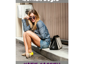 woman style: Katie Cassidy
