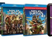 NINJA TURTLES: venta digital premium VOD. febrero Blu-ray™3D DVD
