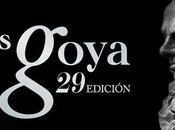 estos ganadores Goya 2015