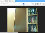 Cámara Raspberry webcam Raspbian